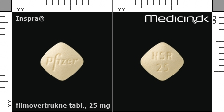 filmovertrukne tabletter 25 mg