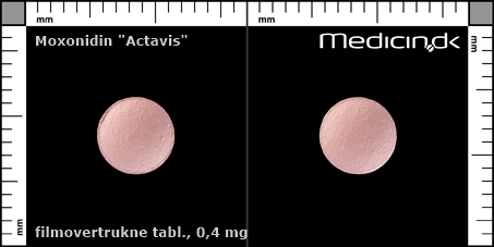 filmovertrukne tabletter 0,4 mg