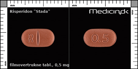 filmovertrukne tabletter 0,5 mg