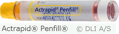 Actrapid® Penfill®