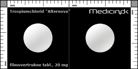 filmovertrukne tabletter 20 mg