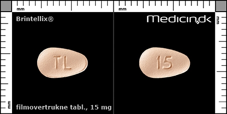 filmovertrukne tabletter 15 mg