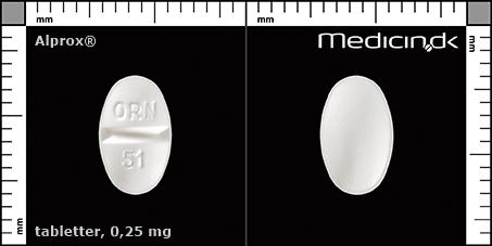beroligende medicin håndkøb