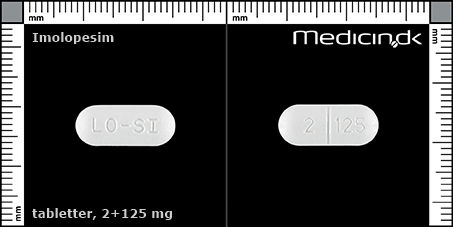 tabletter 2+125 mg