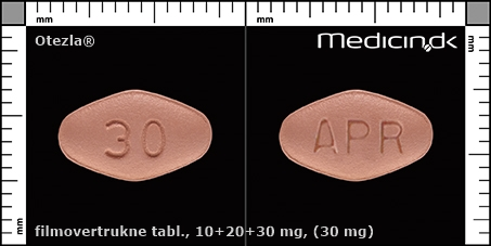 filmovertrukne tabletter 10+20+30 mg (30 mg)