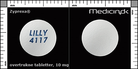 overtrukne tabletter 10 mg