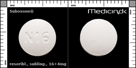 sublinguale resoribletter 16+4mg