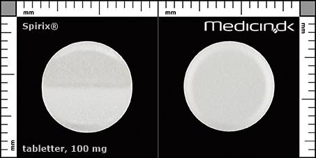 spirix 25 mg