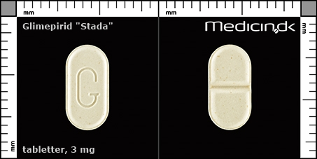 tabletter 3 mg