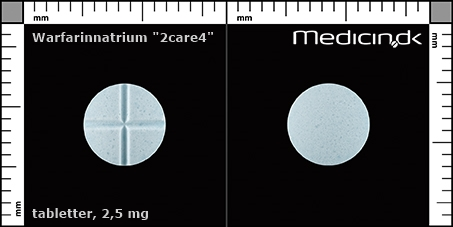tabletter 2,5 mg
